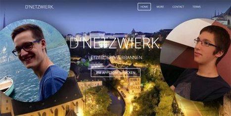 «D'Netzwierk», le réseau social qui défie Facebook - L'essentiel | E-Réputation & Personal Branding | Scoop.it