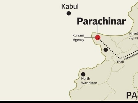 Backlash: Three-day mourning period in Parachinar - The Express Tribune | parachinarvoice | Scoop.it