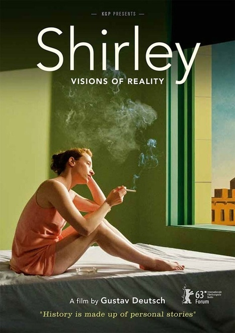 Shirley : un Voyage dans la Peinture de Edward Hopper | Looks -Pictures, Images, Visual Languages | Scoop.it