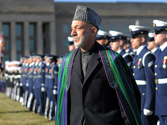 Pullout price: Karzai to wrestle Obama for troops, aid | MN News Hound | Scoop.it