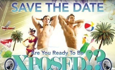 Get Xposed! at Tropicana Las Vegas' New Gay Pool Party | gay travel | Scoop.it