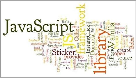 9 Top JavaScript Frameworks List In Today's Time   valuecoders   Scoop.it