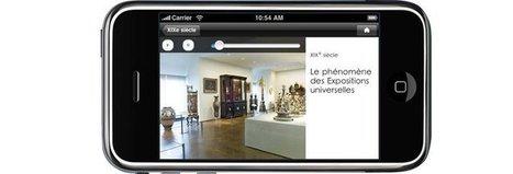 Clic France / La Fondation Bettencourt Schueller devient le mécène des projets numériques des Arts Décoratifs | Musées et outils numériques | Scoop.it