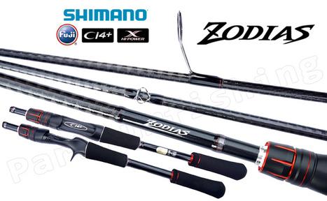 Les Shimano Zodias devrait vite faire parler d'elles ! | La pêche | Scoop.it