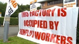 UPDATE: Remploy occupation disperses after DWP talks promise | Trade unions and social activism | Scoop.it