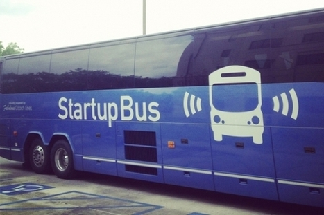 #StartupBus : 200 participants et 72 heures pour monter un projet innovant - Maddyness | Innovation Support | Scoop.it