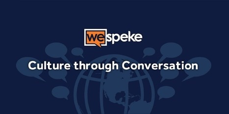 Learn A Language By Talking With Real People Using WeSpeke   Educational Ideas   Scoop.it