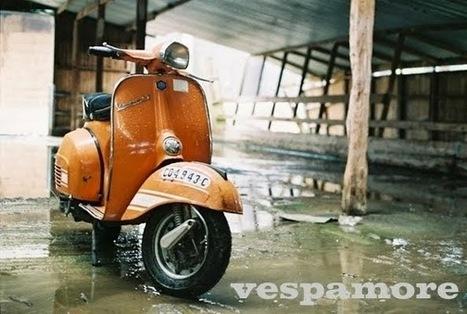 Vespa by Andreas Contarino | Vespa Stories | Scoop.it