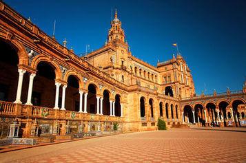 Land area of Spain | Spain, Patrick D. Starnes | Scoop.it