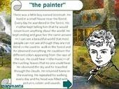 Scratch - The painter   marynastakou   Scoop.it