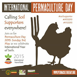 Supporting SOILS on International Permaculture Day with Geoff Lawton | Eco Village | Scoop.it