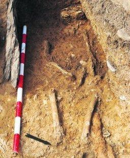 El yacimiento de Vigaña saca a la luz una tumba con ajuar del siglo VII | Enseñar Geografía e Historia en Secundaria | Scoop.it