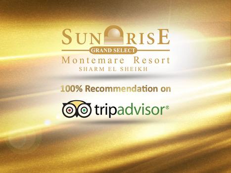 News - SUNRISE Grand Select Montemare Resort Is Now 100% By Recommendation On Tripadvisor.com - SUNRISE Resorts & Cruises | SUNRISE Resorts & Cruises | Scoop.it