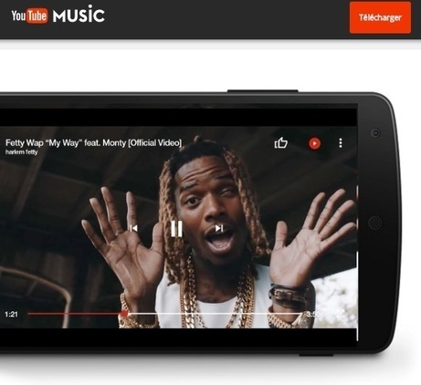 Tester Youtube Music et Youtube Red en France | Time to Learn | Scoop.it