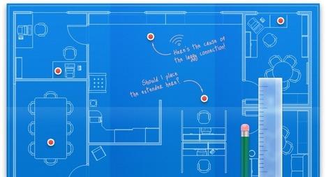 App amplificateur du signal Wi-Fi GRATUITE. NetSpot pour Windows.   Outils perso 2.0   Scoop.it