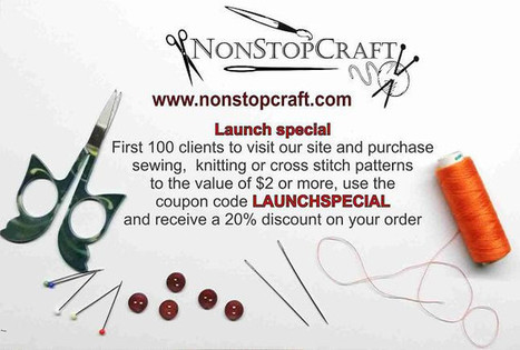 NonStopCrafts | Fiber Arts | Scoop.it