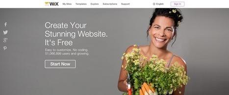 3 Reasons WIX.COM Fails for Business Websites | Snapchat (par Diane Bourque) | Scoop.it