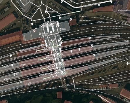 SNCF Open Data - Les gares SNCF d'Ile-de-France sur Open Street Map | Open datas | Scoop.it