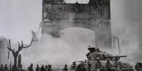 Royan : une stèle, 69 ans après le bombardement du 5 janvier 1945 - Royan Actu | Bienvenue dans l'estuaire de la Gironde | Scoop.it