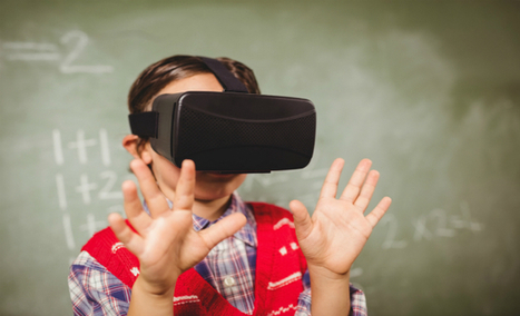 Las claves de la realidad virtual en la educación | Augmented Reality & VR Tools and News | Scoop.it
