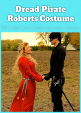Dread Pirate Roberts Costume: DIY Dread Pirate Roberts Halloween Costume | Holiday Fun | Scoop.it
