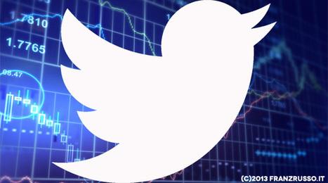 Twitter vale 11 miliardi di dollari e ci si prepara alla IPO | InTime - Social Media Magazine | Scoop.it