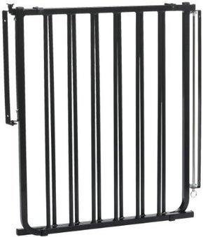 GET Cardinal Pet Gates Stairway Special Pet Gate, Black, SS-30 ... | Pressure Mounted Pet Gates | Scoop.it