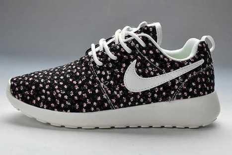 Nike Roshe Run Pattern Blanc Pas Cher réductions | roshe run pas cher | Scoop.it