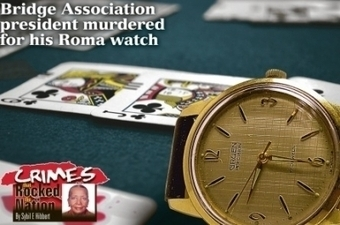 Bridge Association president murdered for his Roma watch - Jamaica Observer   Wind up Watches for Men   Scoop.it