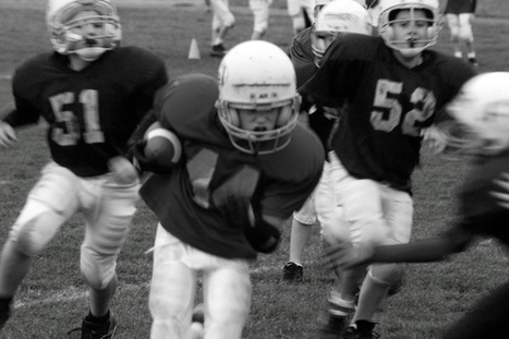 The Questionable Ethics of Teaching My Son to Love Pro Football - The Atlantic | Evolution of Sports Ethics | Scoop.it