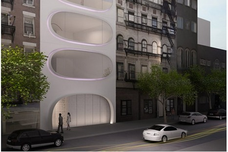 SoHo Building Facade Design Crowdsourced Via Facebook | Innovative & Sustainable Building | Scoop.it