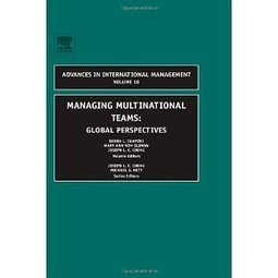 Managing Multinational Teams, Volume 18: Global Perspectives (Advances in International Management) | Global Working | Scoop.it