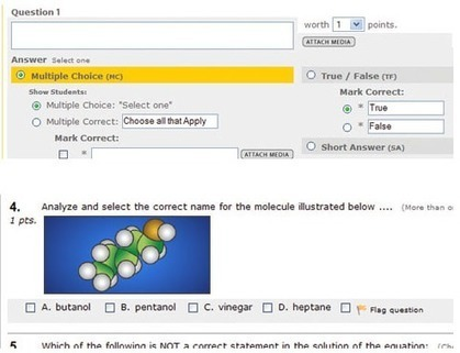 7 Online Quiz Tools Perfect For Classrooms - Edudemic | Moodle and Web 2.0 | Scoop.it