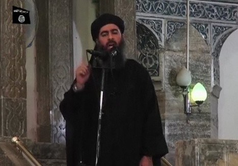 Etat islamique : al-Baghdadi serait «cliniquement mort» (anglais) | CRAKKS | Scoop.it