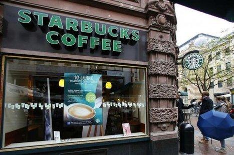 Starbucks åbner på Danmarks bedste placering   Marketingsartikler   Scoop.it