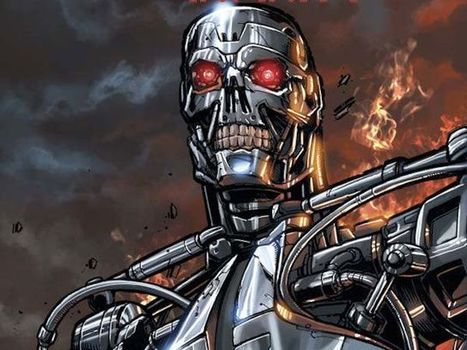The Terminator Is Not Coming. The Future Will Thank Us. | Choices | Scoop.it