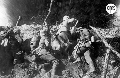 Cent ans après, Verdun revisitée - CNRS | Centenaire Première Guerre mondiale - Académie de Rennes | Scoop.it