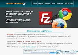 Le site du jour : LogiPortable, un site dédié aux logiciels portables | WEB 2.0 etc ... | Scoop.it
