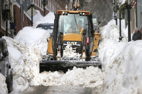 The Mathematics Behind Getting All That Snow Off Your Street | WIRED | Ed Tech Chatter | Scoop.it