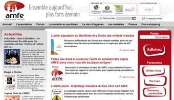 L'AMFE : une association de patient 2.0 | Outils numériques pour associations | Scoop.it