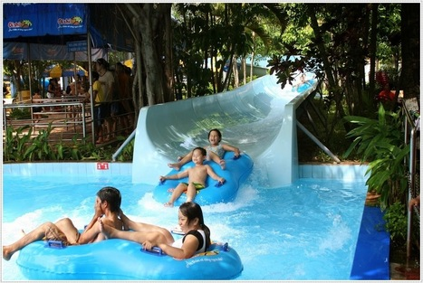 Dam Sen Park - Exciting destination in Ho Chi Minh city   Attractions in Ho Chi Minh city   Scoop.it