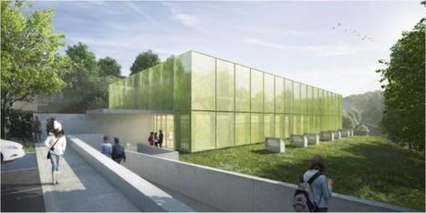 Un gymnase des Alpes-Maritimes, premier bâtiment public construit en BIM - Construction Numérique | Dans l'actu | Doc' ESTP | Scoop.it