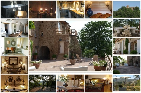Best Le Marche Accommodations: L'Abbazia, Mercatello sul Metauro | Le Marche Properties and Accommodation | Scoop.it