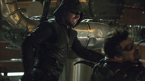 Emmys 2014: 'Arrow' fails to get a stunt nomination, invalidates the awards - Zap2it | News & Features | ARROWTV | Scoop.it