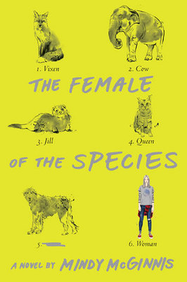 A review of The Female of the Species | Young Adult Novels | Scoop.it