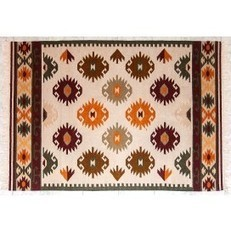Dhurries - Rugs & Carpets - Decor | Furniture, Handicraft | Scoop.it