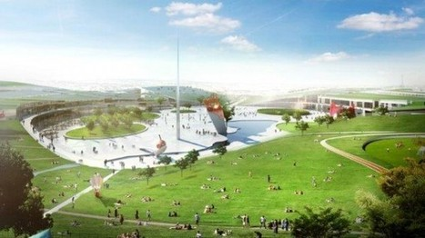 BIG selected to design EuropaCity in France : plusMOOD | The urban.NET | Scoop.it
