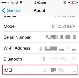 Cara Melihat Nomor IMEI Perangkat Apple iPhone dan iPadberbagi trick dan cara serta software terupdate   software terupdate dan trik gratis   Scoop.it