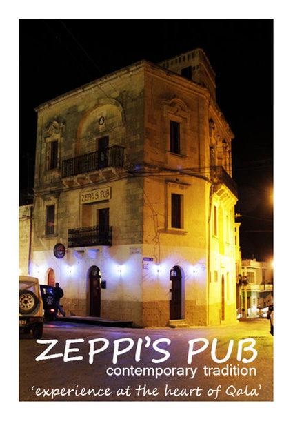 Zeppi's Pub | Gozo Life | Scoop.it
