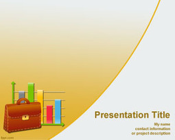 Business Analytics PowerPoint Template | Free Powerpoint Templates | In The Classroom | Scoop.it